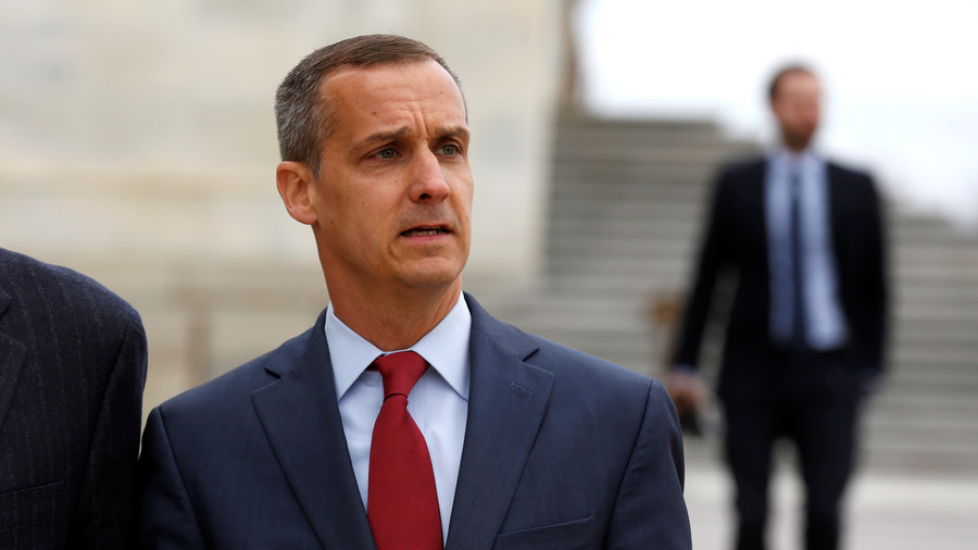 Ex-Trump campaign chief Lewandowski slammed online for mocking migrant girl with Down Syndrome