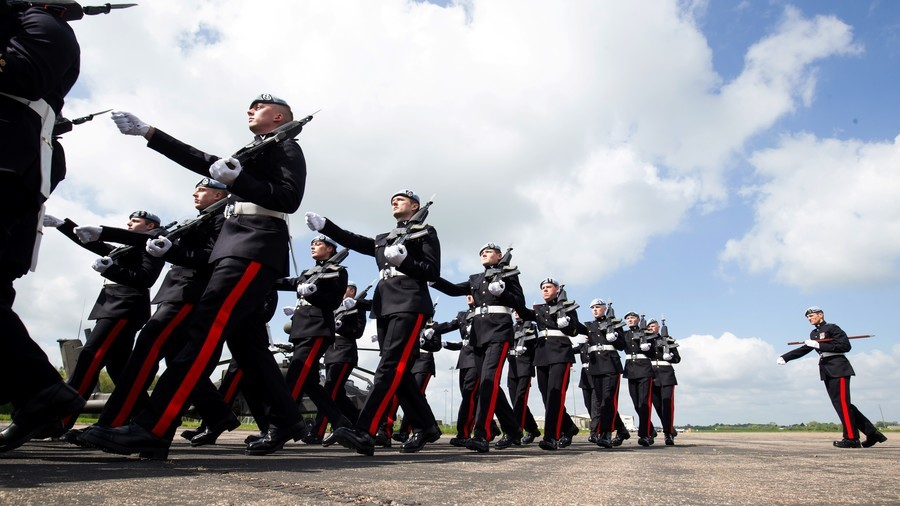 Ramping up Russia threat – manna from heaven for UK arms industry