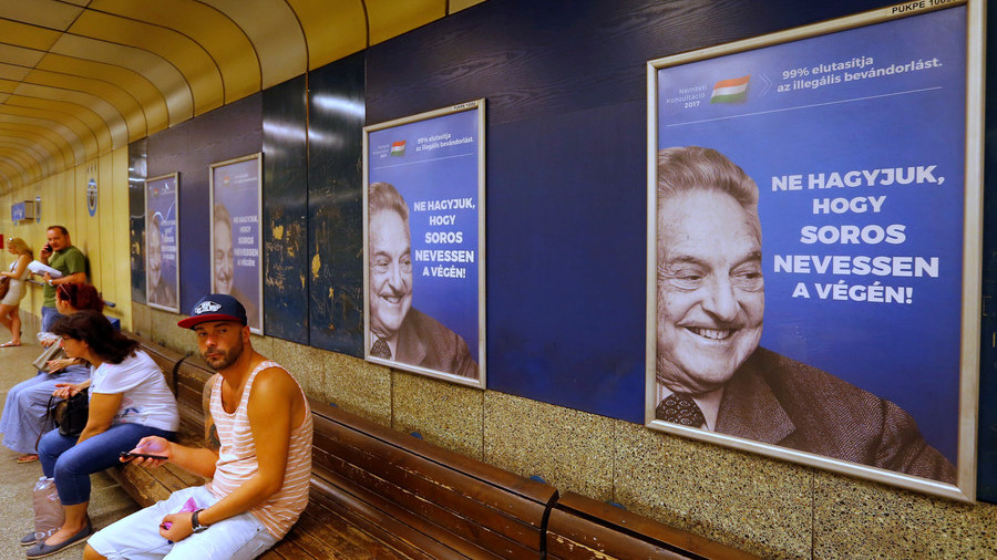 Hungary approves 'Stop Soros' law criminalizing aid to illegal migrants