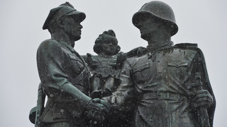 Russian MP proposes moving Soviet-era monuments from Poland to save them from demolition