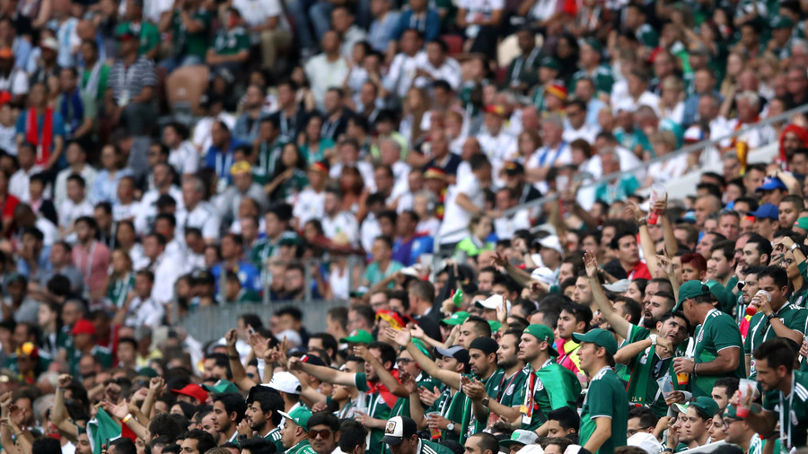 FIFA fines Mexico for 'discriminatory & insulting chants' during Germany game