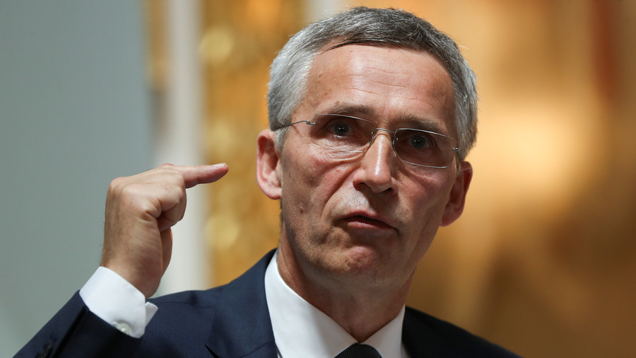 As NATO chief pleads for alliance unity, MoD ministers warn 'Russia is preparing for war' (VIDEO)