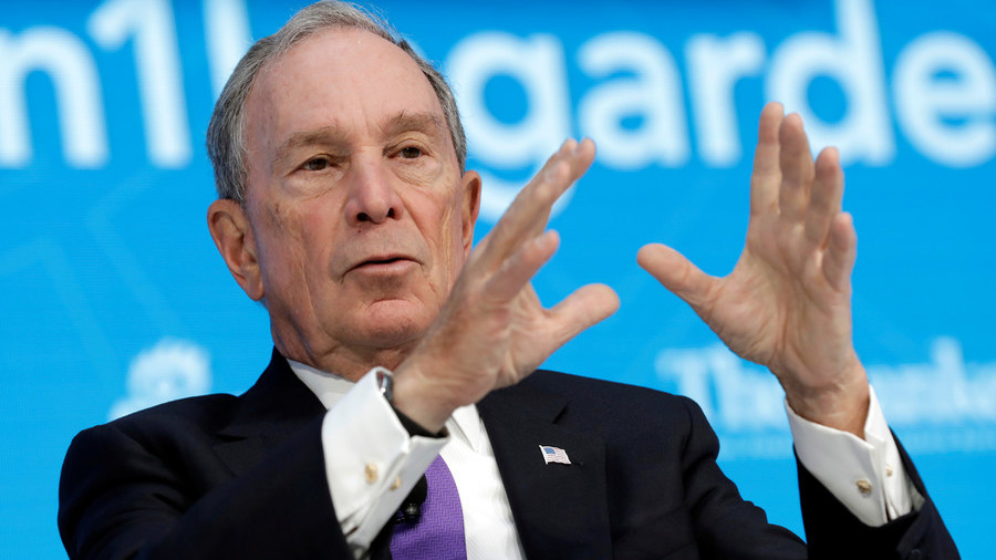 'Saving our democracy' or saving the Democratic Party? Bloomberg throws $80 million into midterms