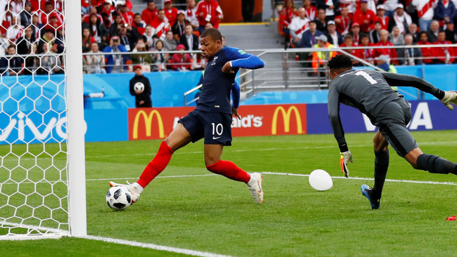 France through to World Cup last 16 after knocking out crowd favorites Peru