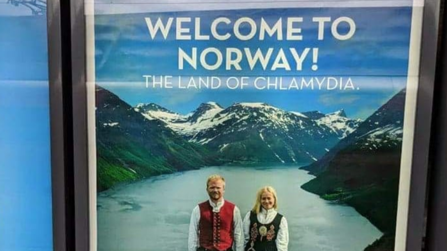 'Land of Chlamydia': Norway angry at 7-Eleven condom ad