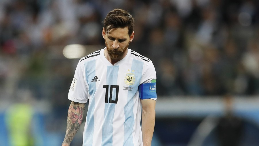 'The sheep, not the GOAT' – Messi & Argentina trolled after World Cup shock