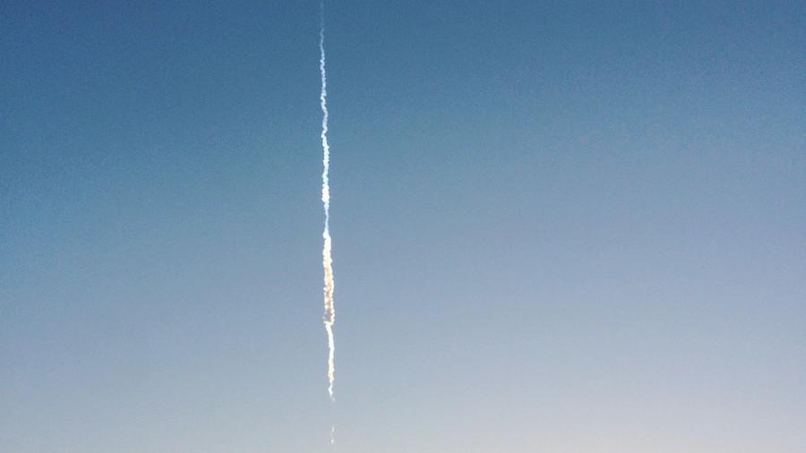 Dazzling fireball streaks across sky over European Russia (VIDEOS)