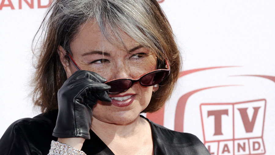 A 'Roseanne' spinoff is happening - without Roseanne Barr