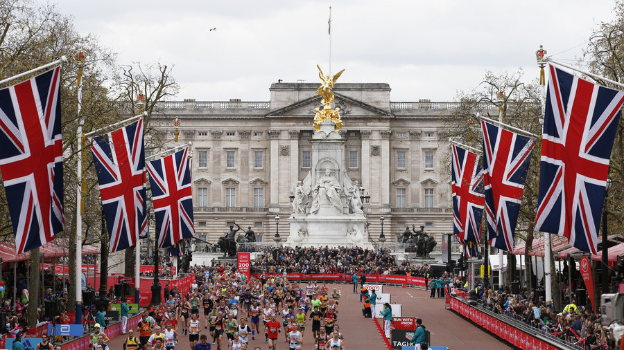 Homeless man jailed for using lost number to finish London Marathon