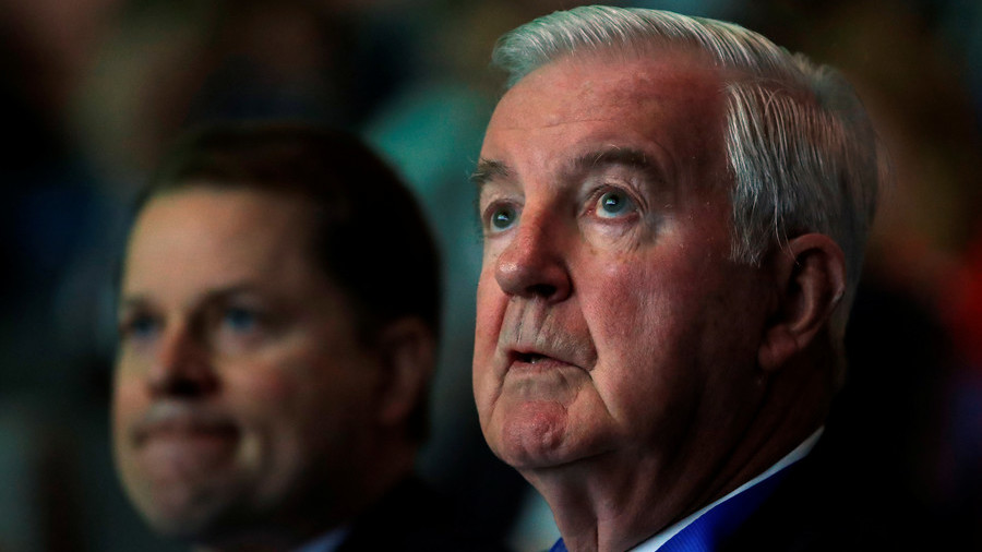 Knighthood for anti-Russia crusader? WADA chief should decline queen's award on principle