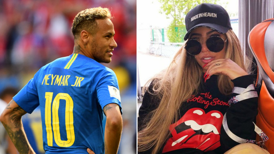 'I'm in love with Russia!' – Neymar's model sister Rafaella on World Cup experience