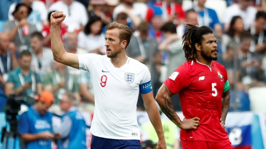 England smash spate of team World Cup records in 6-1 win over Panama