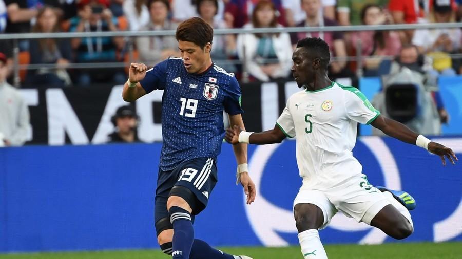 Honors even in Japan and Senegal stalemate in Ekaterinburg Arena