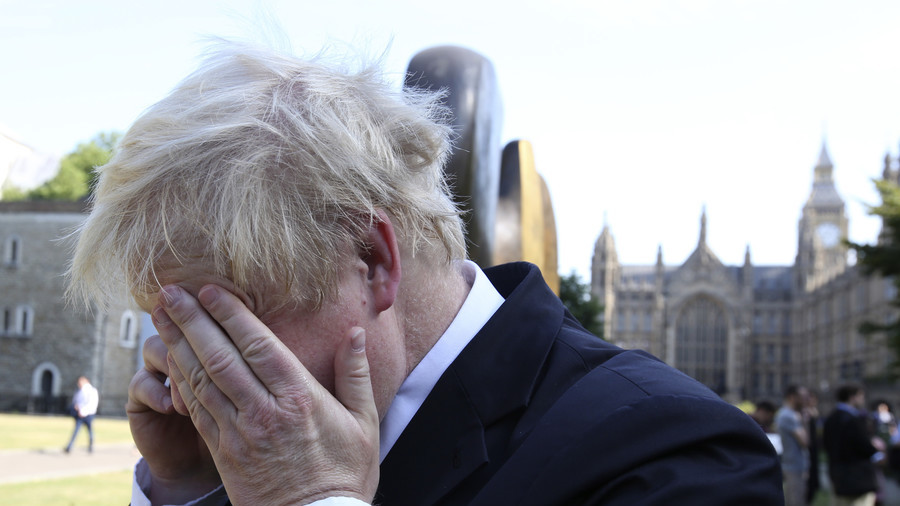 Where's Boris? Foreign Secretary mocked as he goes AWOL for crucial Heathrow expansion vote