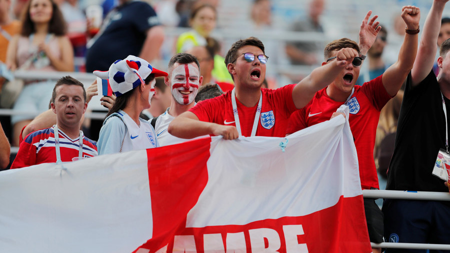 England fans warned pro-Brexit chants at World Cup game could bring FIFA punishment