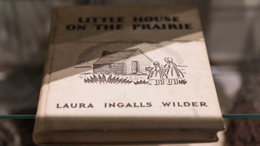Laura Ingalls Wilder's name removed from children's book award
