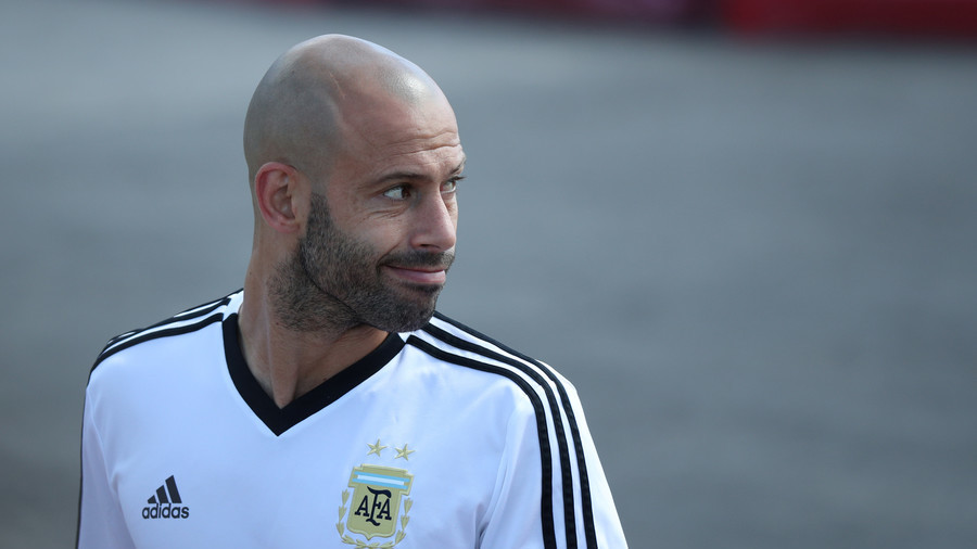 'Everything is absolutely normal': Mascherano leads denial of Sampaoli sacking rumours