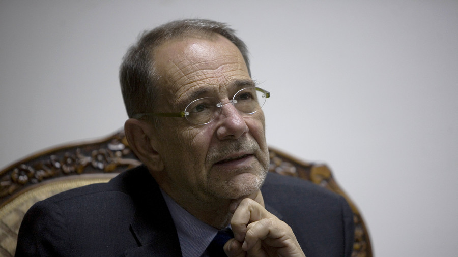 Former NATO chief Iran nuclear deal architect deprived US visa because he visited… Iran