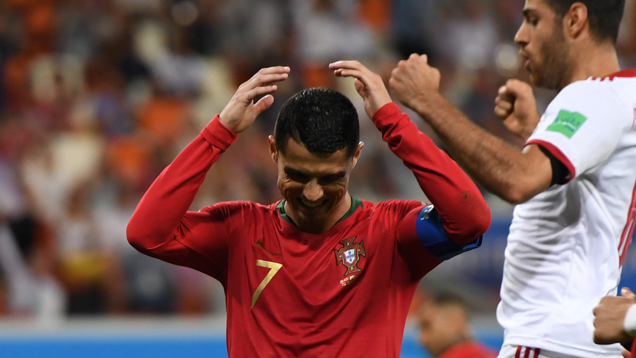 Portugal 1-1 Iran: Late penalty snatches 1st place from Ronaldo in dramatic climax