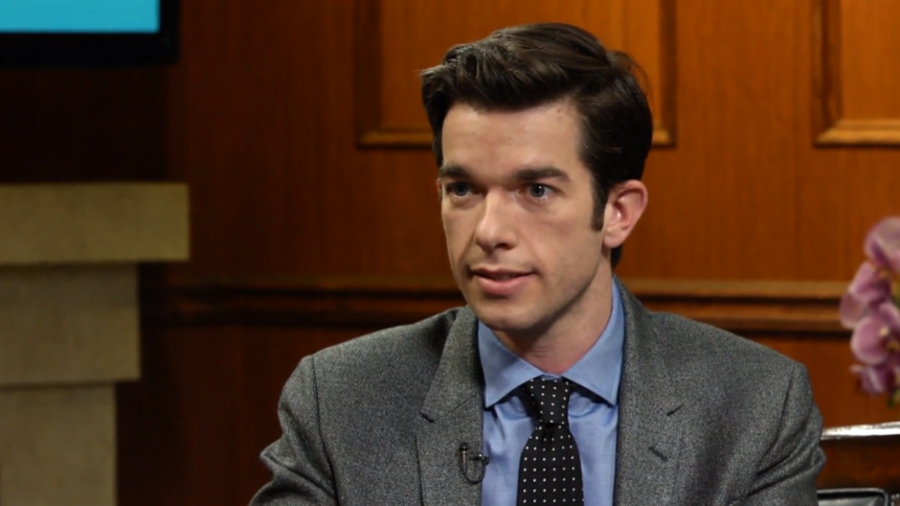 John Mulaney - American stand-up comedian