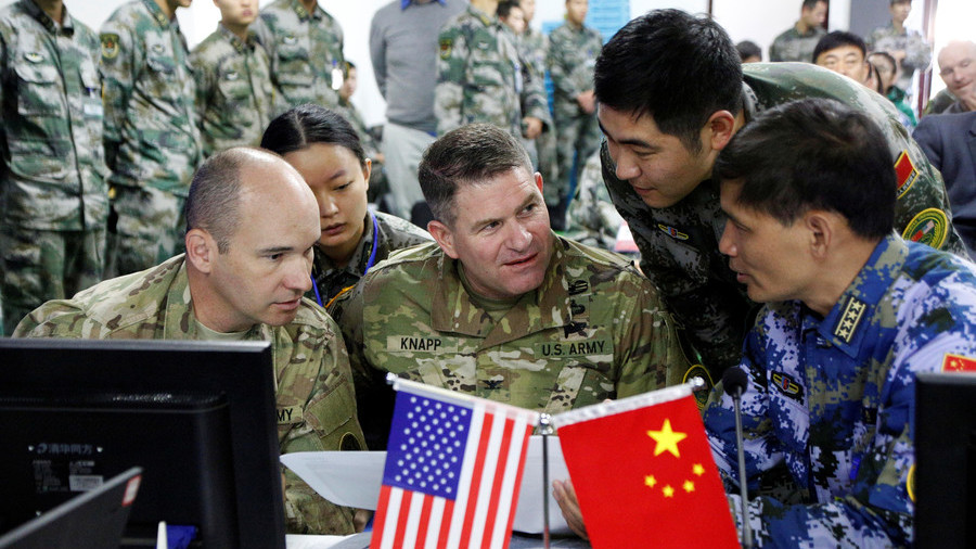 China to be '1st mover' in military hi-tech, US 'perilously close' to lag behind – ex-Deputy DefSec