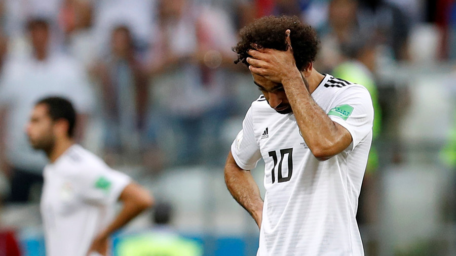 FIFA to clarify Salah's post-match press conference snub after Egypt's World Cup exit
