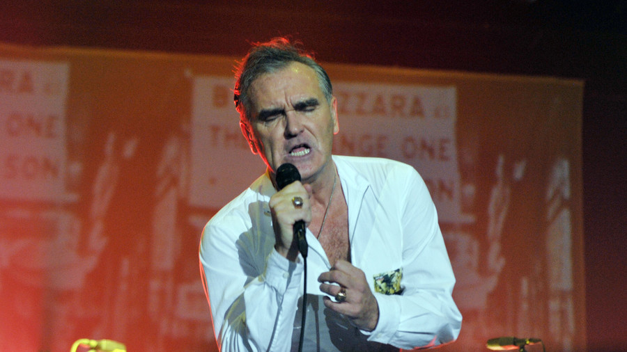 Morrissey's bigmouth deemed to have struck too often for fans, as anti-racism protest party planned