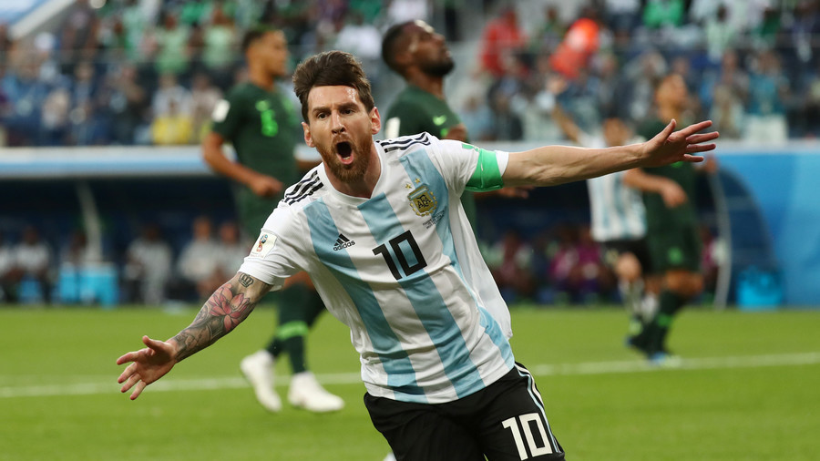 Messi & Rojo exorcise World Cup demons as Argentina progress to last 16