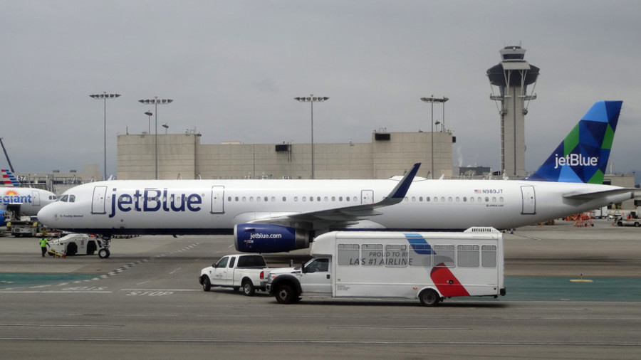 Oopsy: Hijacking Scare On JetBlue Flight After Pilot Types In Wrong Code