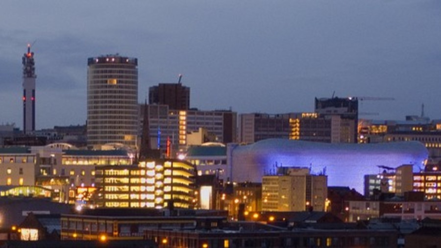 White Brits set to become minority in Birmingham, report reveals