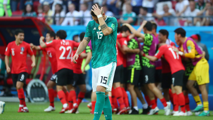 'Speechless': Germany in disbelief as holders suffer World Cup humiliation