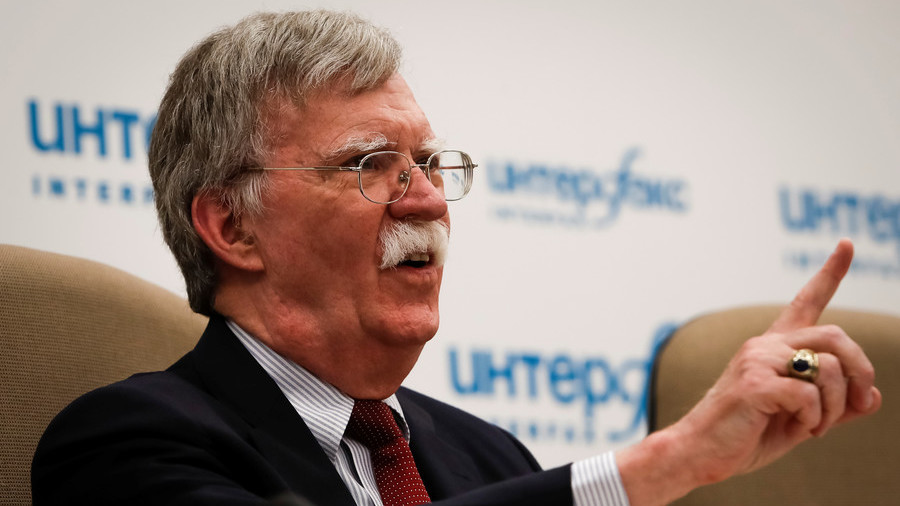 Trump to meet Putin regardless of 'noise' at home as it's in US national interest – Bolton