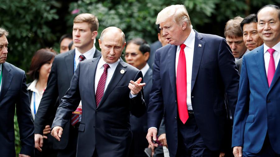Putin-Trump meeting set for July 16 in Helsinki, Kremlin confirms