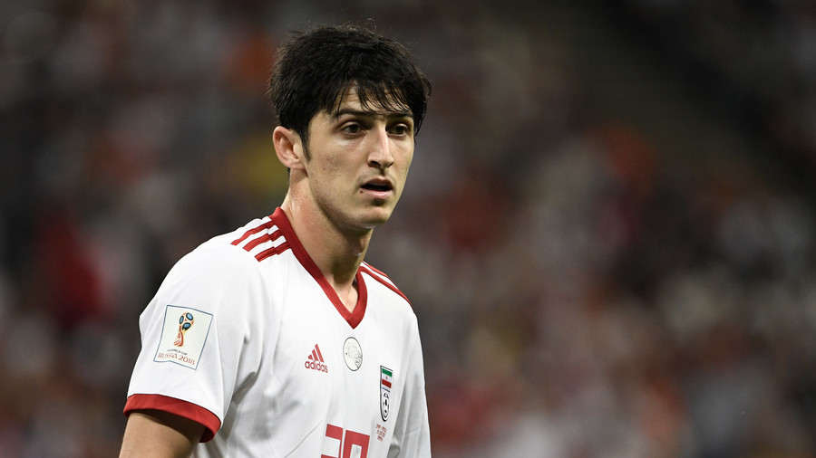 Iran striker quits citing insults