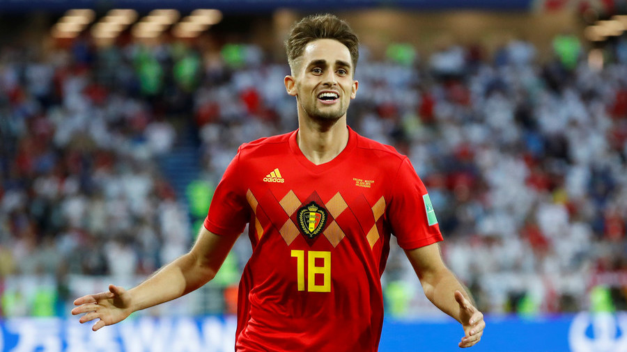 'In England I had criticism, I wanted to show the people I am here' - Belgium's Adnan Januzaj