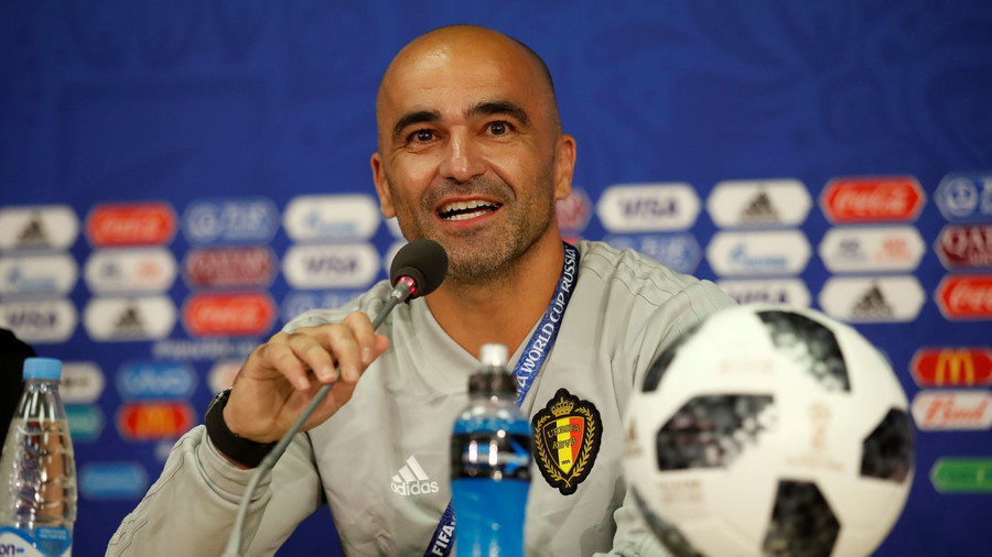 It's been incredible the best I've been involved in'- Belgium's Martinez on Russia World Cup