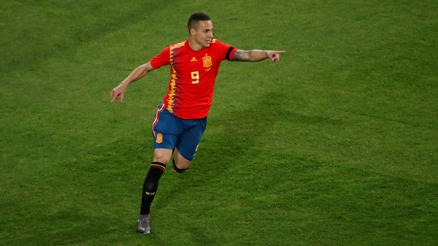 Cheryshev says Russian Federation can hurt 2010 World Cup winners Spain
