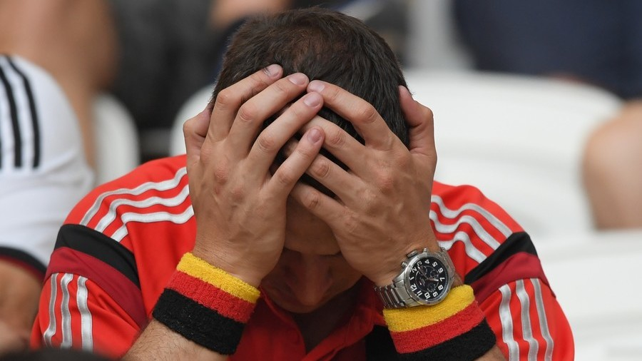 Russian governor gets heat after saying German World Cup flop was punishment for two world wars