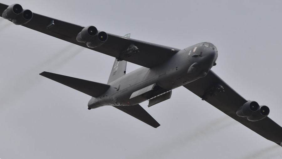 Voice of doom: Radio geek may have intercepted order for B-52 bomber to drop nukes