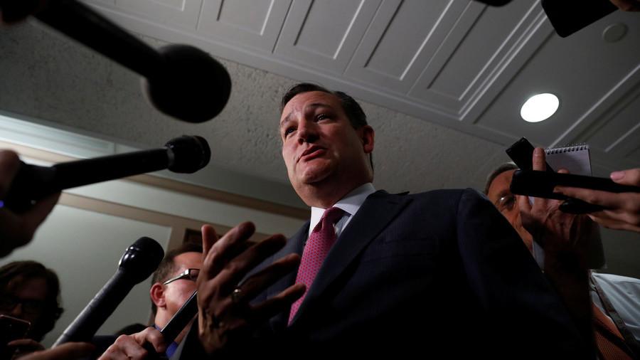 'This bigoted fool should get ZERO votes': Ted Cruz backs Democrat over Nazi GOP in Illinois