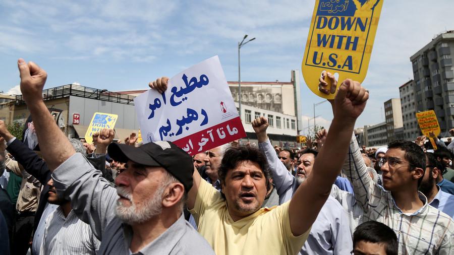 'Six US presidents tried but failed': US sanctions aim to divide Iranians & govt, Khamenei says