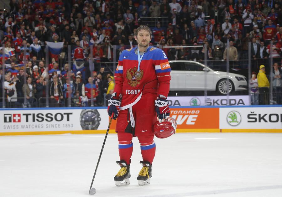 Alexander Ovechkin news
