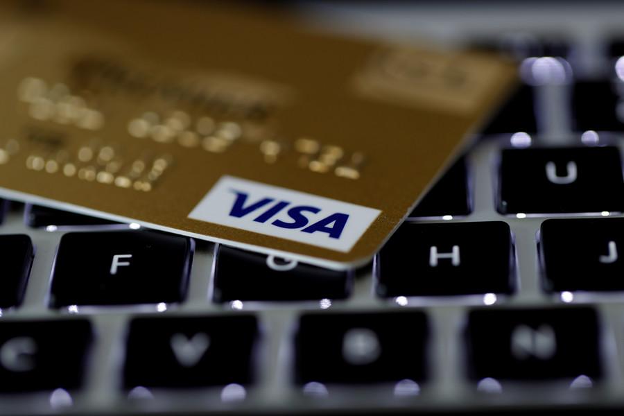 Visa suffers 'service disruption' across Europe