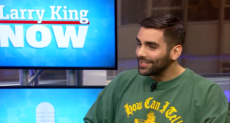 Phillip Picardi on Anna Wintour, Lena Waithe, and queerness