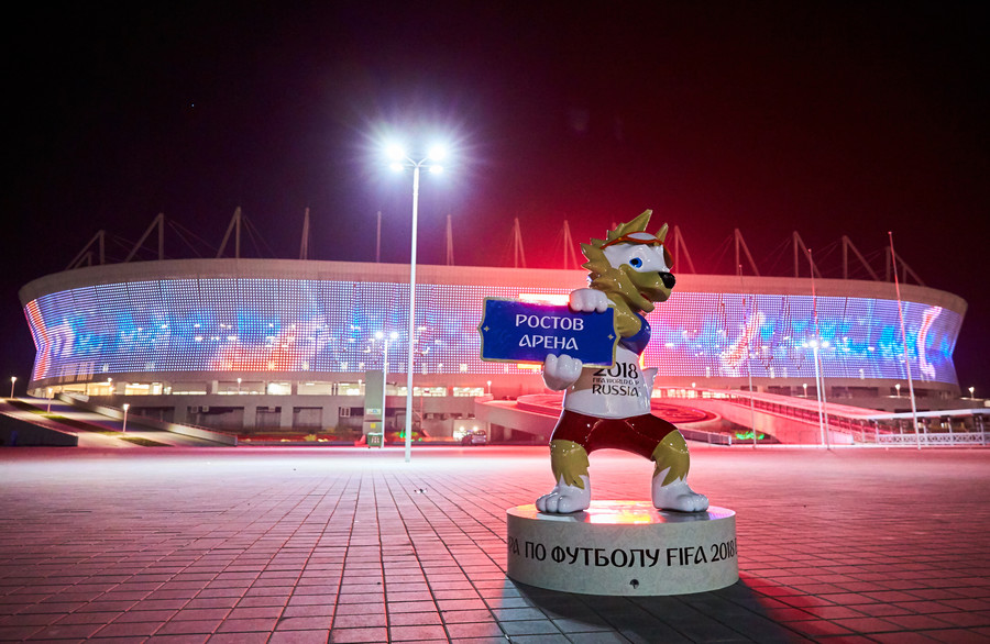 'World Cup fans to discover the real Russia live and not from papers' – UN ambassador