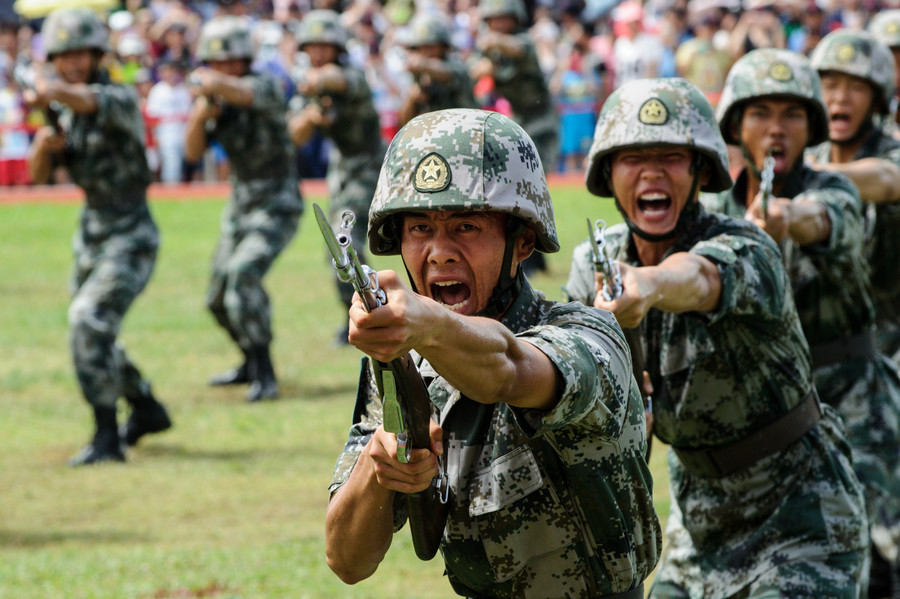 Chinese general warns Mattis against making 'irresponsible claims & interfering in internal affairs'