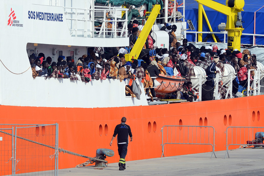 Roman Holiday over for migrants: New interior minister vows end to 'refugee camp' Italy