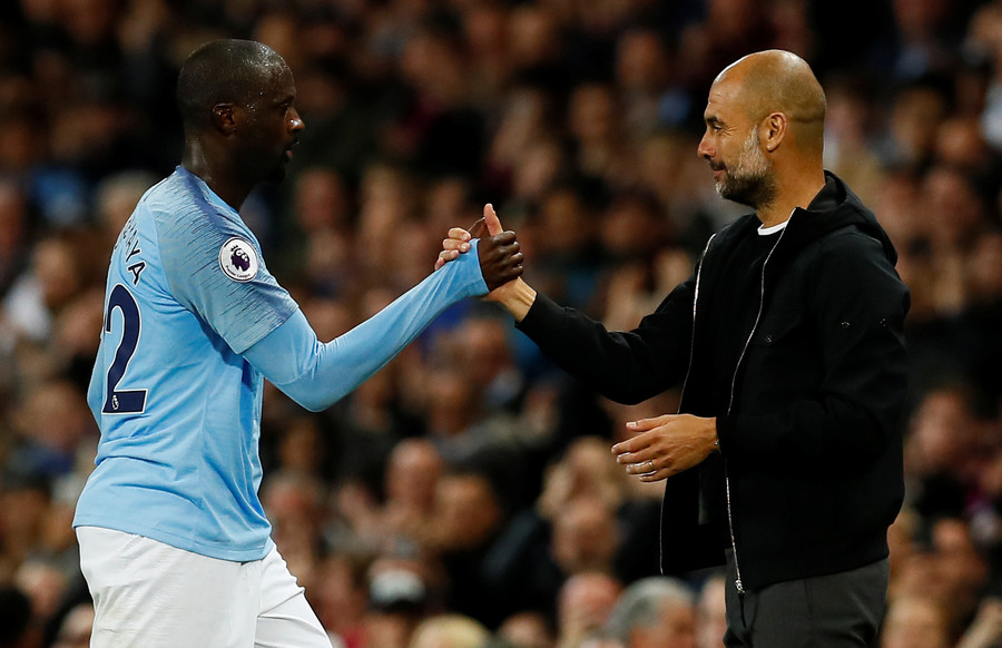 'When you see the problems Guardiola has with African players, I ask myself questions' - Yaya Toure