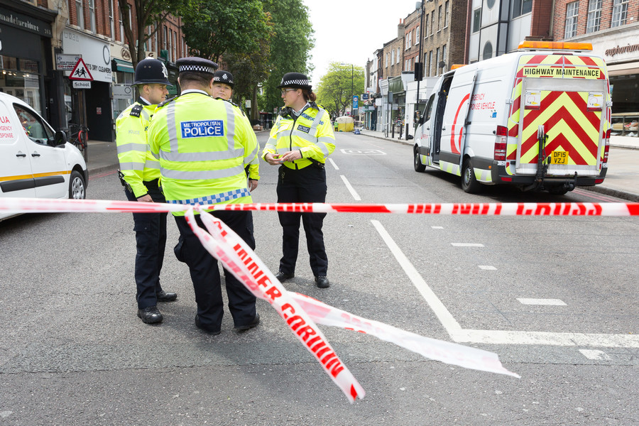Baby boy in critical condition, mother injured in west London stab attack