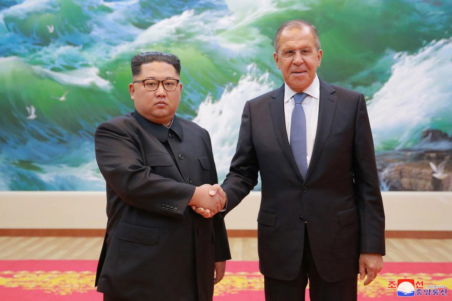 Russia-North Korea news